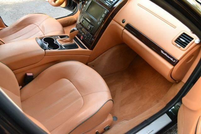 Image 10 Voiture American used Maserati Quattroporte 2011