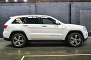 2014 Jeep Grand Cherokee WK MY2014 Limited White 8 Speed Sports Automatic Wagon Perth Perth City Area Preview
