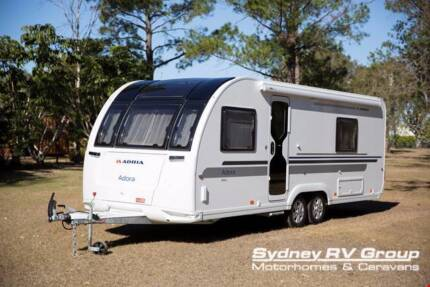 AD032 Adria Adora 612DL CALL FOR TODAY'S BEST PRICE!