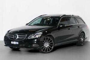 2013 Mercedes-Benz E200 S212 MY13 Estate 7G-Tronic + Black 7 Speed Sports Automatic Wagon Port Melbourne Port Phillip Preview