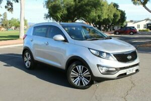2014 Kia Sportage SL MY14 Platinum AWD Sirius Silver 6 Speed Sports Automatic Wagon Nailsworth Prospect Area Preview