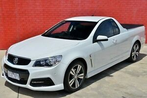 2014 Holden Ute VF MY14 SV6 Ute White 6 Speed Sports Automatic Utility Pakenham Cardinia Area Preview