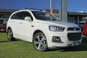 2016 Holden Captiva CG MY16 LTZ AWD White 6 Speed Sports Automatic Wagon Wangara Wanneroo Area Preview