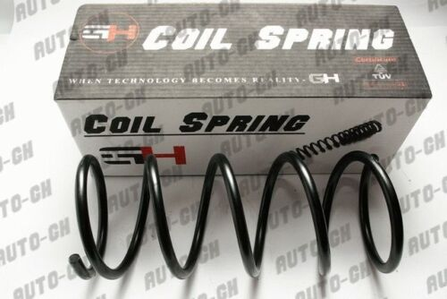 2 FRONT COIL SPRING FOR HYUNDAI ACCENT 10/1994-2000