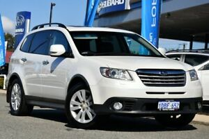 2009 Subaru Tribeca B9 MY09 R AWD Satin White Pearl 5 Speed Sports Automatic Wagon Melville Melville Area Preview