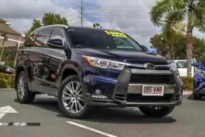 2014 Toyota Kluger GSU50R Grande 2WD Blue 6 Speed Sports Automatic Wagon Noosaville Noosa Area Preview
