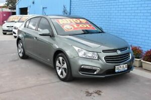 2016 Holden Cruze JH MY16 Z-Series Grey 6 Speed Automatic Hatchback Enfield Port Adelaide Area Preview