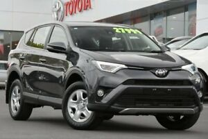 2017 Toyota RAV4 ZSA42R GX 2WD Graphite 7 Speed Constant Variable Wagon Woolloongabba Brisbane South West Preview