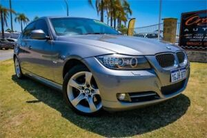 2011 BMW 320d E90 MY11 Lifestyle Grey 6 Speed Auto Steptronic Sedan Greenfields Mandurah Area Preview