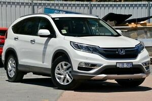 2016 Honda CR-V RM Series II MY17 VTi-S White 5 Speed Sports Automatic Wagon Ferntree Gully Knox Area Preview
