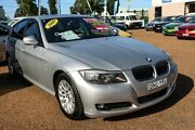 2009 BMW 320i E90 MY09 Executive Steptronic Silver 6 Speed Sports Automatic Sedan Minchinbury Blacktown Area Preview