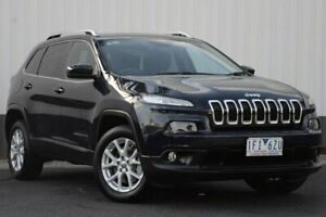 2014 Jeep Cherokee KL MY15 Longitude Blue 9 Speed Sports Automatic Wagon Oakleigh Monash Area Preview