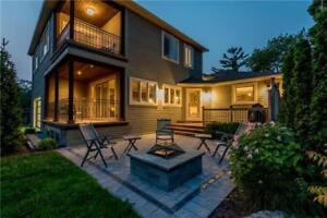 Absolutely Stunnng Custom Finished Detached 4Sale! Oakville