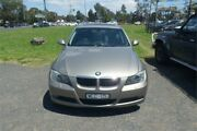 2008 BMW 320d E90 07 Upgrade Executive Bronze 6 Speed Auto Steptronic Sedan Bayswater North Maroondah Area Preview