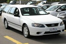 2009 Ford Falcon BF Mkiii XT (LPG) White 4 Speed Auto Seq Sportshift Wagon Ringwood East Maroondah Area Preview
