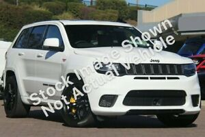2018 Jeep Grand Cherokee WK MY18 Trackhawk White 8 Speed Sports Automatic Wagon Hallam Casey Area Preview