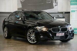 2014 BMW 316i F30 MY0814 High-Line M Sport Black 8 Speed Automatic Sedan Albion Brisbane North East Preview