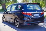 2014 Honda Odyssey RC VTi-L Black Continuous Variable Wagon Glendalough Stirling Area Preview