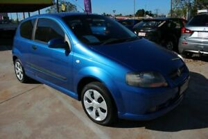 2007 Holden Barina TK MY08 Blue 4 Speed Automatic Hatchback Stuart Park Darwin City Preview