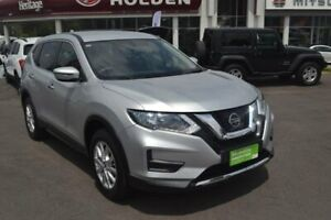 2017 Nissan X-Trail T32 Series II ST X-tronic 2WD Silver 7 Speed Constant Variable Wagon Maitland Maitland Area Preview