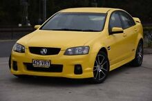 2010 Holden Commodore VE II SS Yellow 6 Speed Manual Sedan Helensvale Gold Coast North Preview