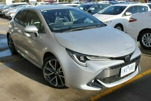 2018 Toyota Corolla Mzea12R ZR Silver 10 Speed Constant Variable Hatchback Hoppers Crossing Wyndham Area Preview