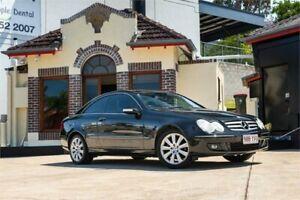 2007 Mercedes-Benz CLK280 Black