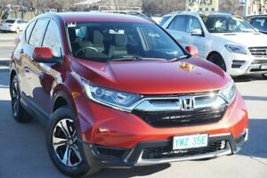 2018 Honda CR-V RW MY18 Vi FWD Passion Red 1 Speed Constant Variable Wagon Pearce Woden Valley Preview