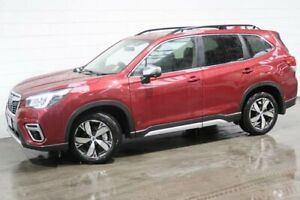 2019 Subaru Forester S5 MY19 2.5i-S CVT AWD Red 7 Speed Constant Variable Wagon Ocean Vista Burnie Area Preview