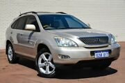 2006 Lexus RX350 GSU35R Sports Gold 5 Speed Sports Automatic Wagon Bayswater Bayswater Area Preview