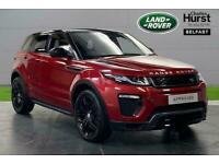 2016 Land Rover Range Rover Evoque 2.0 Td4 Hse Dynamic 5Dr Auto Hatchback Diesel