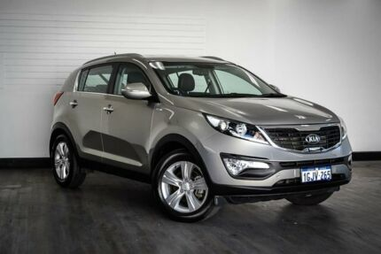 2014 Kia Sportage SL Series II MY13 SLi Beige 6 Speed Sports Automatic Wagon Victoria Park Victoria Park Area Preview