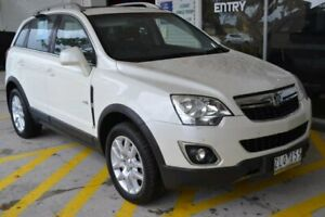 2012 Holden Captiva CG Series II 5 Grey Sports Automatic Mill Park Whittlesea Area Preview
