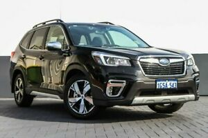 2019 Subaru Forester S5 MY19 2.5i-S CVT AWD Black 7 Speed Constant Variable Wagon Maddington Gosnells Area Preview