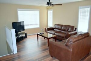 3 Bedroom Furnished Suite, Everything Included