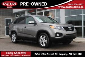 2013 Kia Sorento EX V6 AWD LEATHER HEATED SEATS CAMERA PANO ROOF