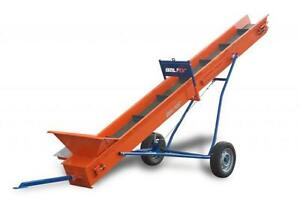 Balfor Hydraulic Driven Firewood conveyor