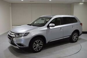 2015 Mitsubishi Outlander ZK MY16 LS 4WD Silver 6 Speed Constant Variable Wagon South Launceston Launceston Area Preview