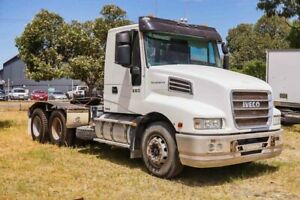 2013 Iveco Powerstar White Prime Mover Welshpool Canning Area Preview