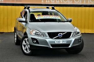 2009 Volvo XC60 DZ MY09 T6 Geartronic AWD Silver 6 Speed Sports Automatic Wagon Cheltenham Kingston Area Preview