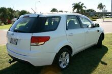 2011 Ford Territory SY Mkii TX White 4 Speed Sports Automatic Wagon Townsville Townsville City Preview
