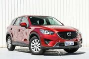 2012 Mazda CX-5 KE1021 Maxx SKYACTIV-Drive AWD Sport Burgundy 6 Speed Sports Automatic Wagon Willetton Canning Area Preview