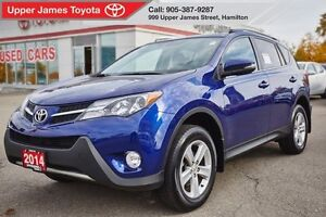 2014 Toyota RAV4 XLE with Power Moonroof
