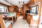 U3632 Winnebago Esperance B Class With LOW KM'S & Twin Singles Penrith Penrith Area Preview