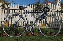 Blue 10 speed Phillips racer bike new tires etc... South Melbourne Port Phillip Preview