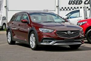 2018 Holden Calais ZB MY18 Tourer AWD Red 9 Speed Sports Automatic Wagon Capalaba Brisbane South East Preview