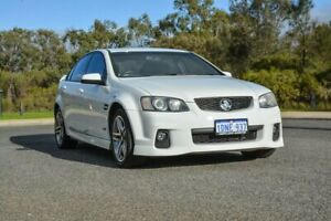 2010 Holden Commodore VE II SV6 White 6 Speed Manual Sedan Cannington Canning Area Preview