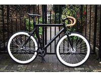 Goku cycles single speed bike fixed gear racing fixie track bike brand new aluminium frame bicycle 9