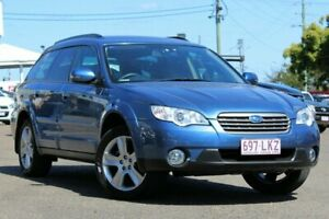 2008 Subaru Outback B4A MY08 D/Range AWD Blue 5 Speed Manual Wagon Moorooka Brisbane South West Preview