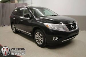 2013 Nissan Pathfinder SL - 7 SEATER - LEATHER